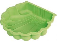 Paradiso Pískoviště mušle zelené s plachtou