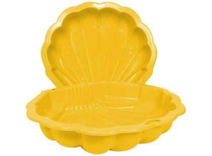 Paradiso Pískoviště mušle žlutá