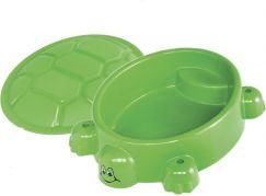 Paradiso Pískoviště želva světle zelené s víkem