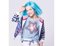 Paruka Lollipopz modrá – Nikki