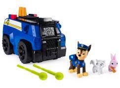 Paw Patrol Auto a hrací sada 2 v 1 Chase