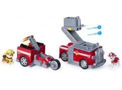 Paw Patrol dvě záchanná vozidla v jednom Marshall