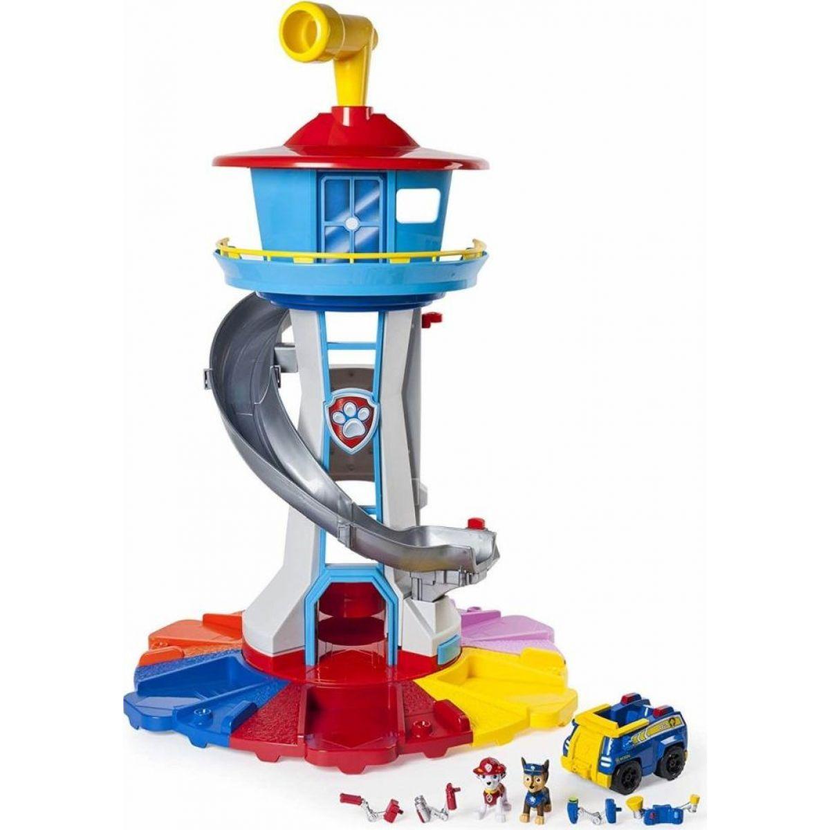 Paw Patrol Hlídkovací věž v Životní velikosti