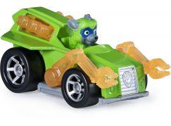 Spin Master Paw Patrol kovová autíčka super hrdinů Rocky