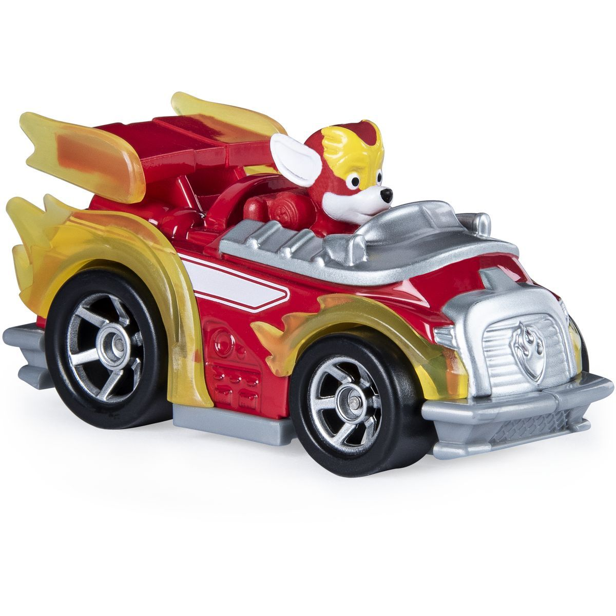 Spin Master Paw Patrol kovová autíčka super hrdinů Marshal