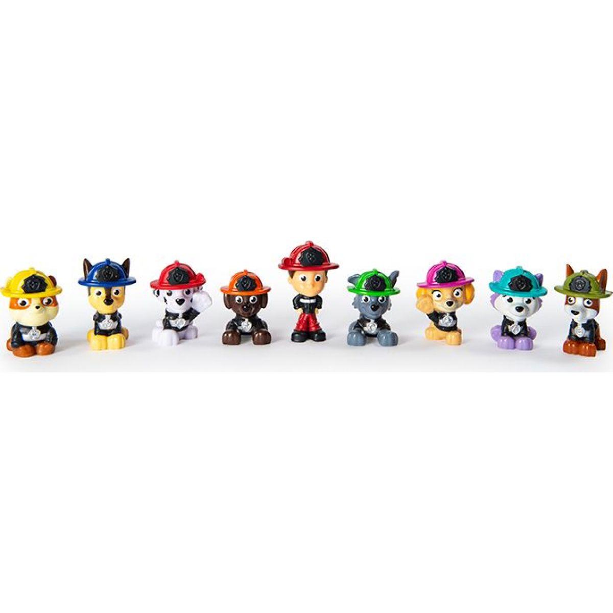 Spin Master Paw Patrol Mini figurky v krabičce Serie 2