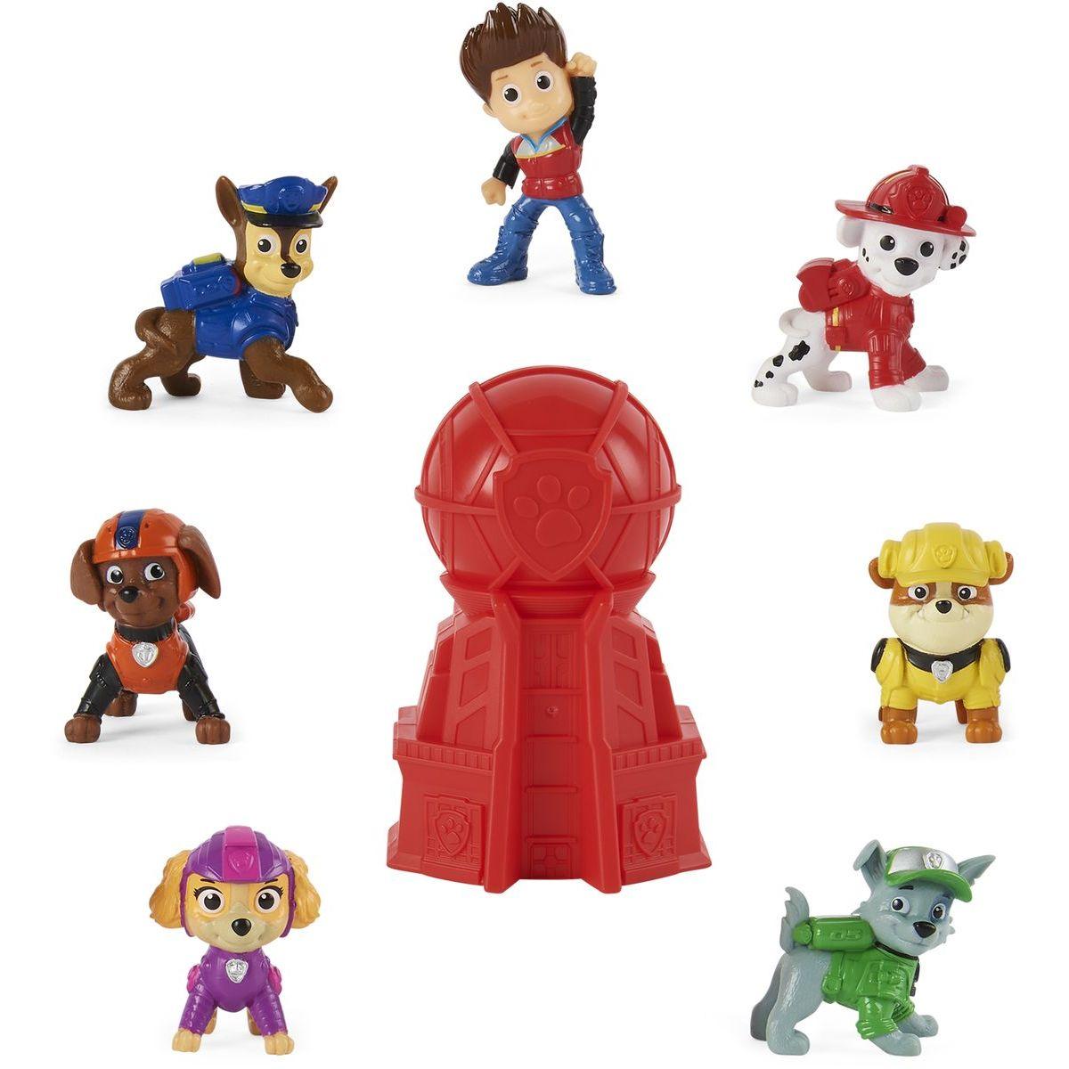 Paw Patrol Mini figurky ve věži