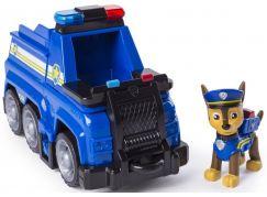 Paw Patrol Policejní vůz s Chasem Ultimate Rescue Solid