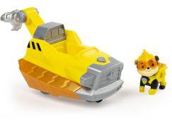 Spin Master Paw Patrol svítící vozidla hrdinů se zvuky Rubble