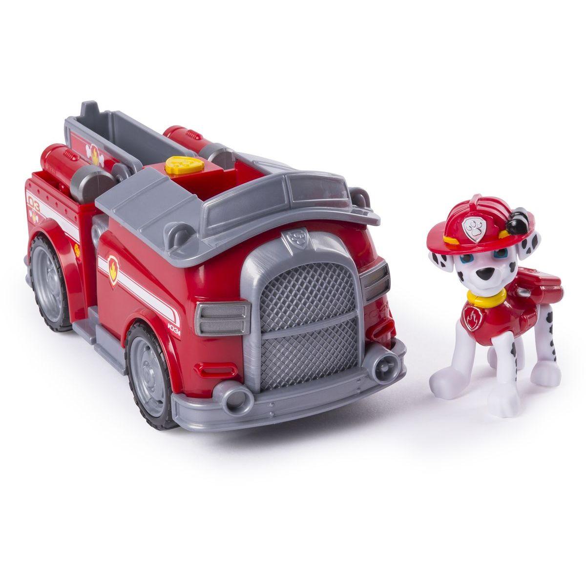 Paw Patrol tématické vozidlo Marshal solid