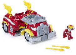 Paw Patrol transormující se vozidla super hrdinů Marshall