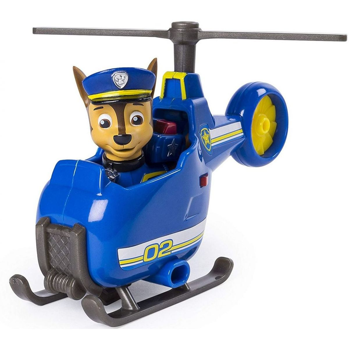 Paw Patrol Vozidlo s figurkou Ultimate Rescue Chase