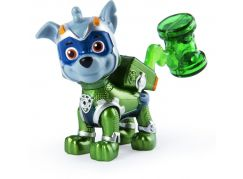 Spin Master Paw Patrol základní figurky super hrdinů Rocky