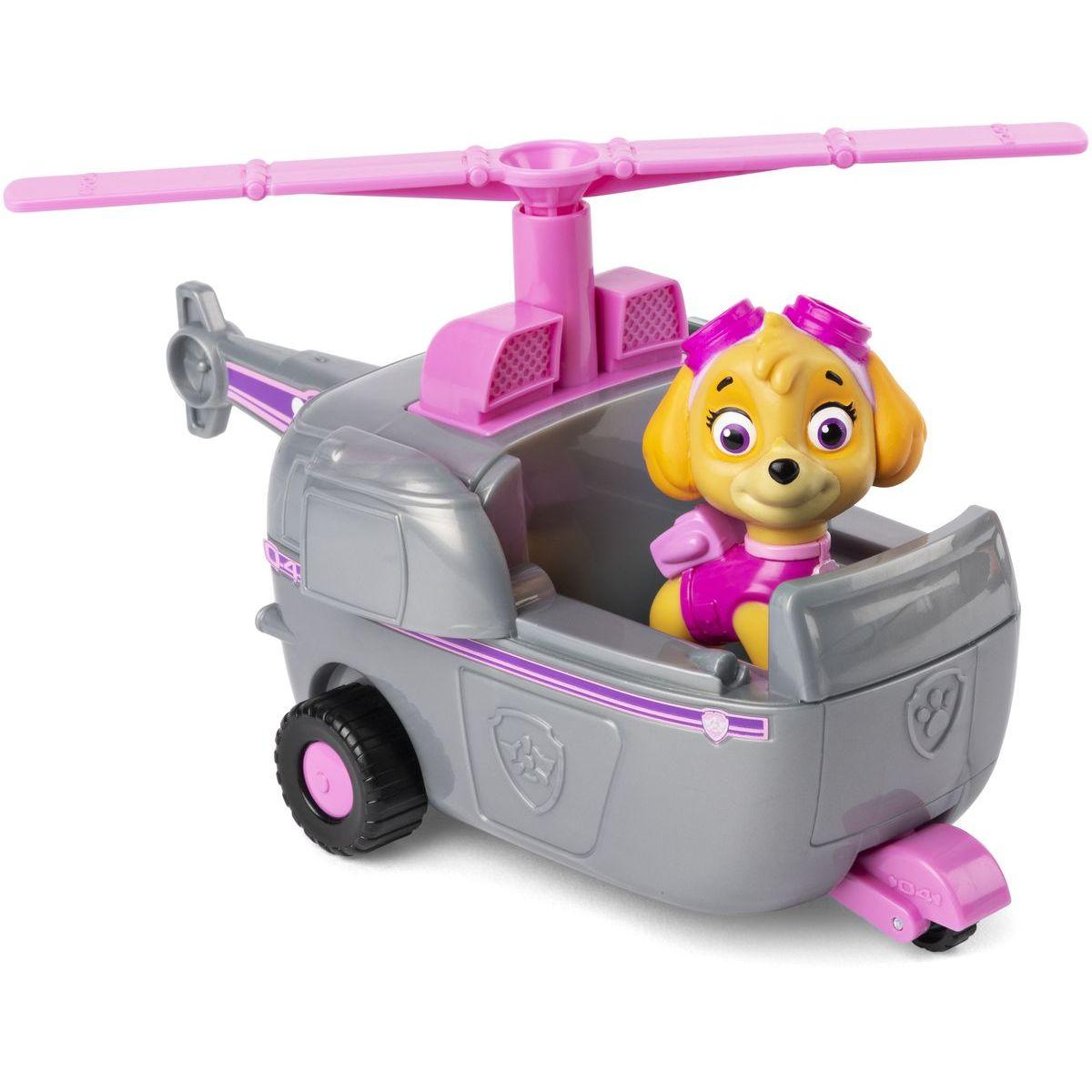 spin master paw patrol základní vozidla sky  maxíkovy hračky