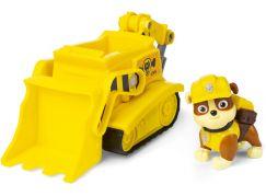 Spin Master Paw Patrol základní vozidla Rubble Bulldozer