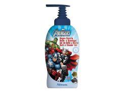 Avengers Pěna do koupele a sprchový gel 2 v 1 s baobabem a ženšenem
