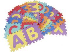 Pěnová podložka abeceda - 26 ks