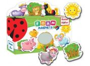 Pěnové magnety Farma