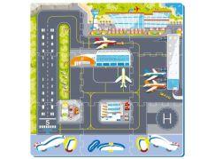 Pěnové puzzle Letiště