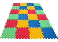 Pěnový koberec 16mm MAXI 24 d pevný - 4 barvy 0