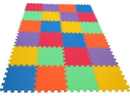 Pěnový koberec 16mm MAXI 24 d pevný - 6 barev
