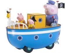 Peppa Pig Loď a 2 figurky