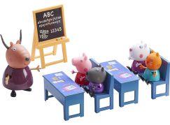 Peppa Pig školní třída 5 figurek