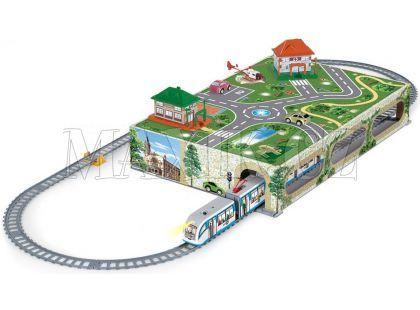 Pequetren City tram - tramvaj