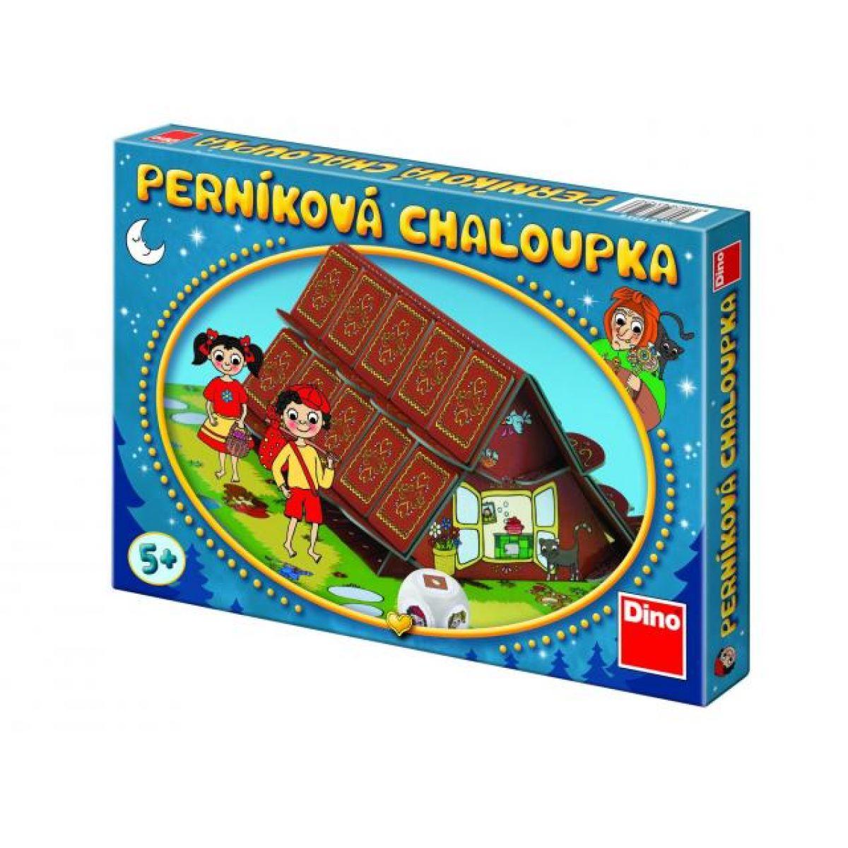 Perníková chaloupka - společenská hra
