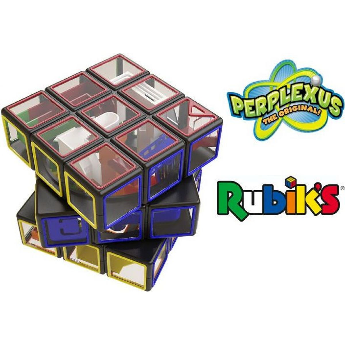 Perplexus Rubikova kostka hlavolam 3 x 3
