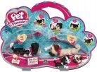 Pet Parade 2pack - Border kolie a Mops 2