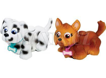 Pet Parade 2pack - Dalmatin a Jorkšír