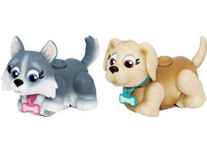 Pet Parade 2pack - Husky a Labrador