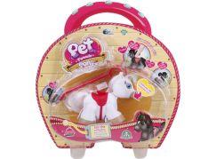 Pet Parade poník 1pack bílá