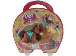 Pet Parade poník 1pack hnědá