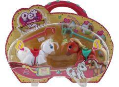 Pet Parade poník 2pack bílý poník
