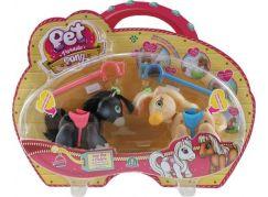 Pet Parade poník 2pack černý poník