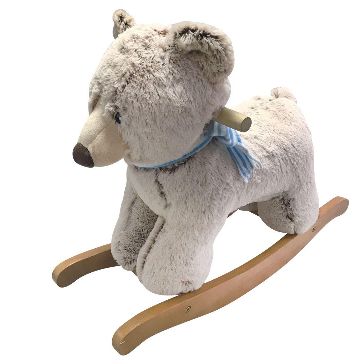 Petite & Mars Houpačka s melodií medvěd Tony - Poškozený obal