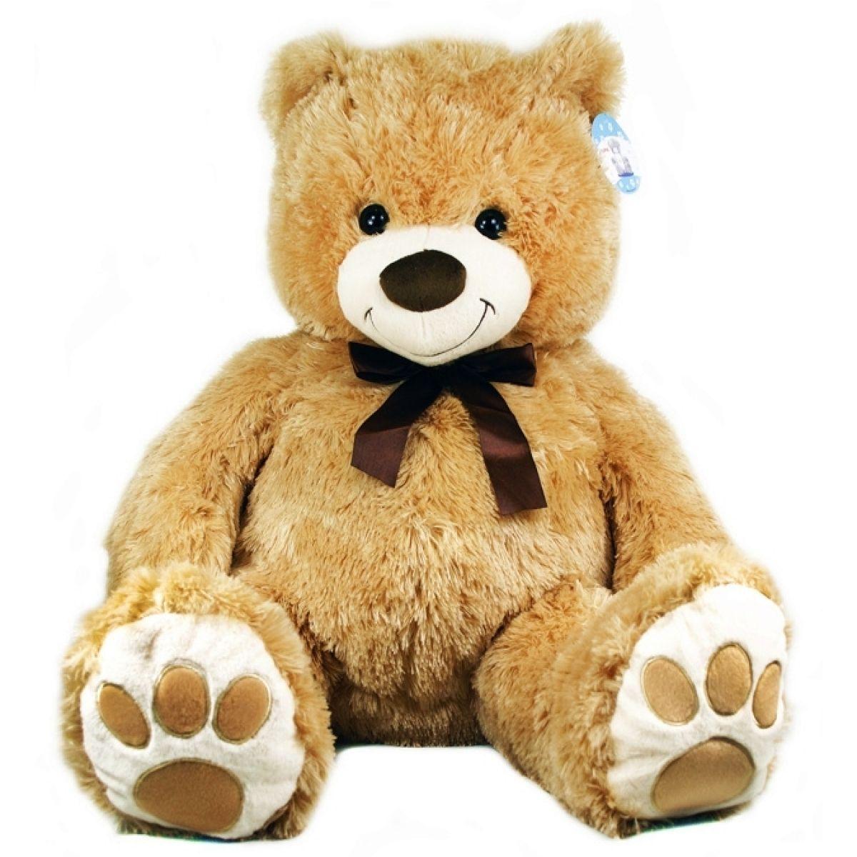Petra Toys Plyšový medvěd Sorriso 80 cm