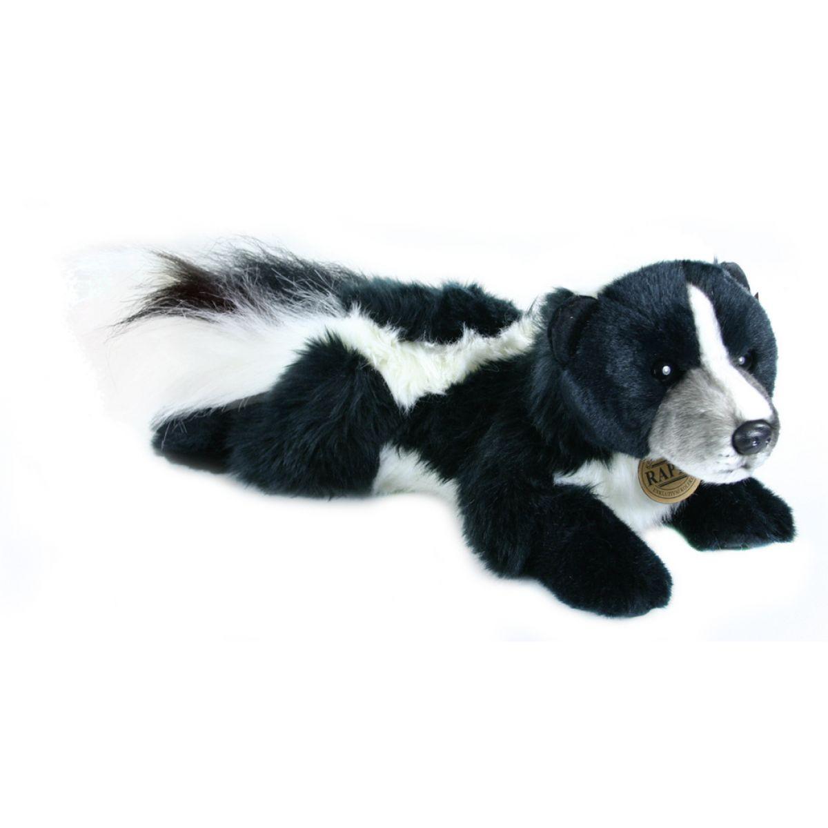 Petra Toys Plyšový skunk ležící 26cm