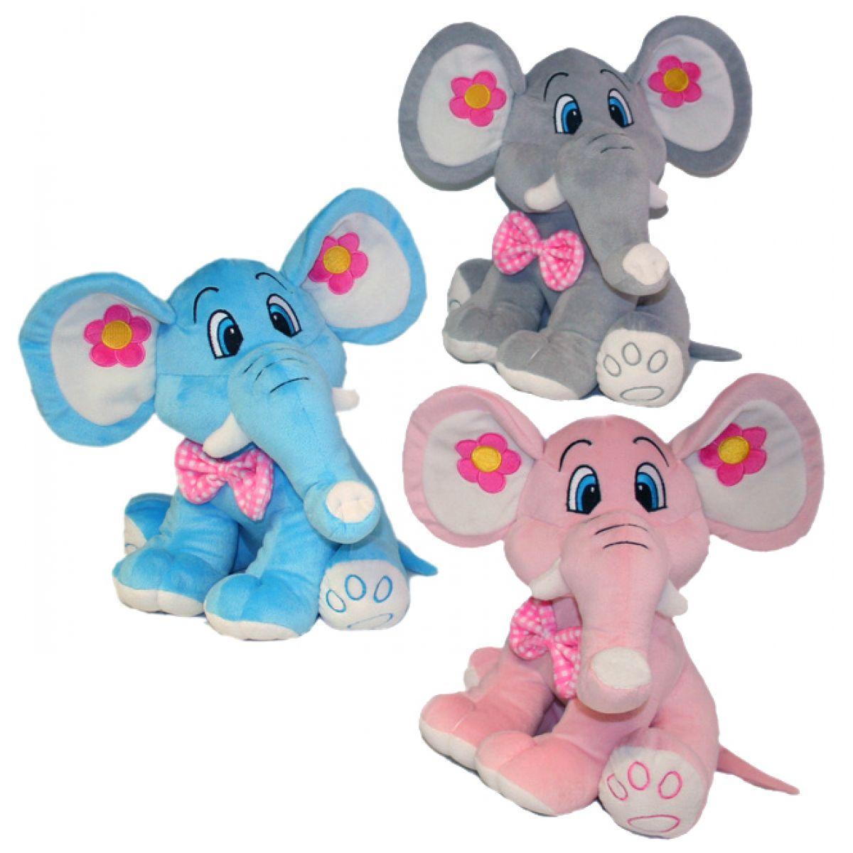 Petra Toys Plyšový slon 45cm