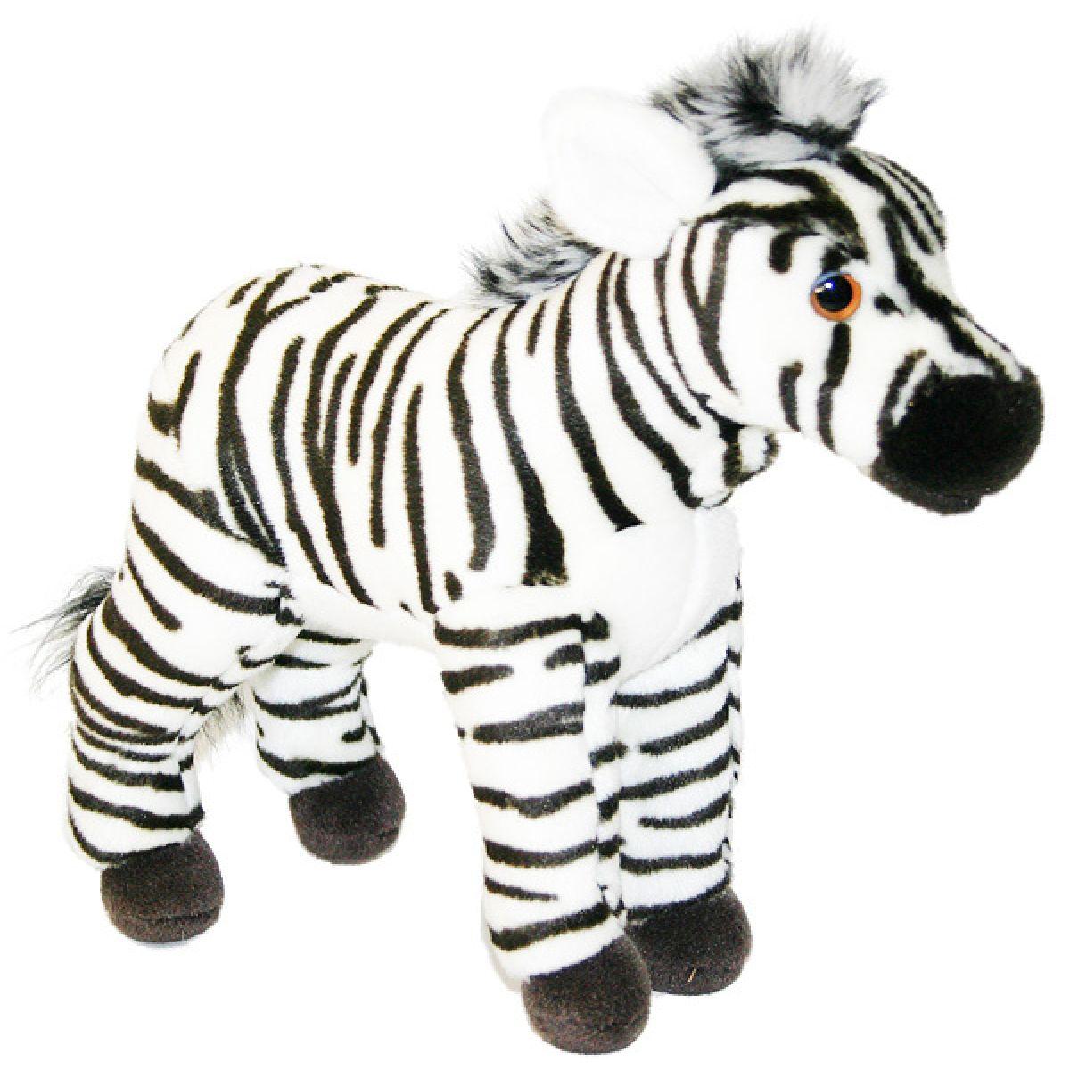 Petra Toys Plyšová zebra 27cm