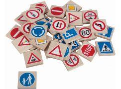 Pexeso Dopravní značky