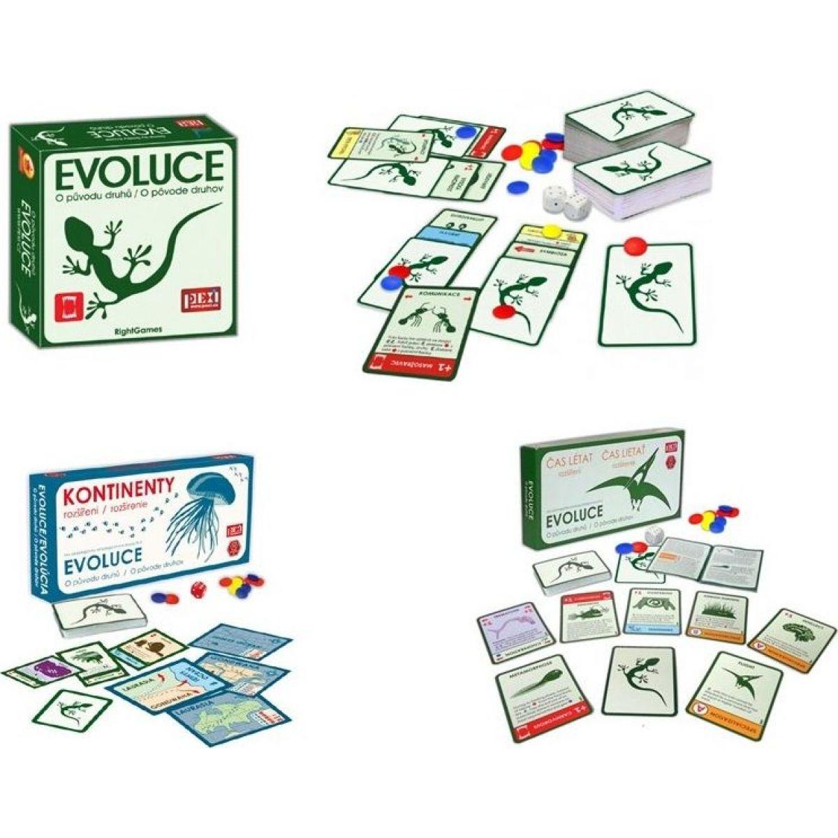 Pexi Evoluce - Trilogie