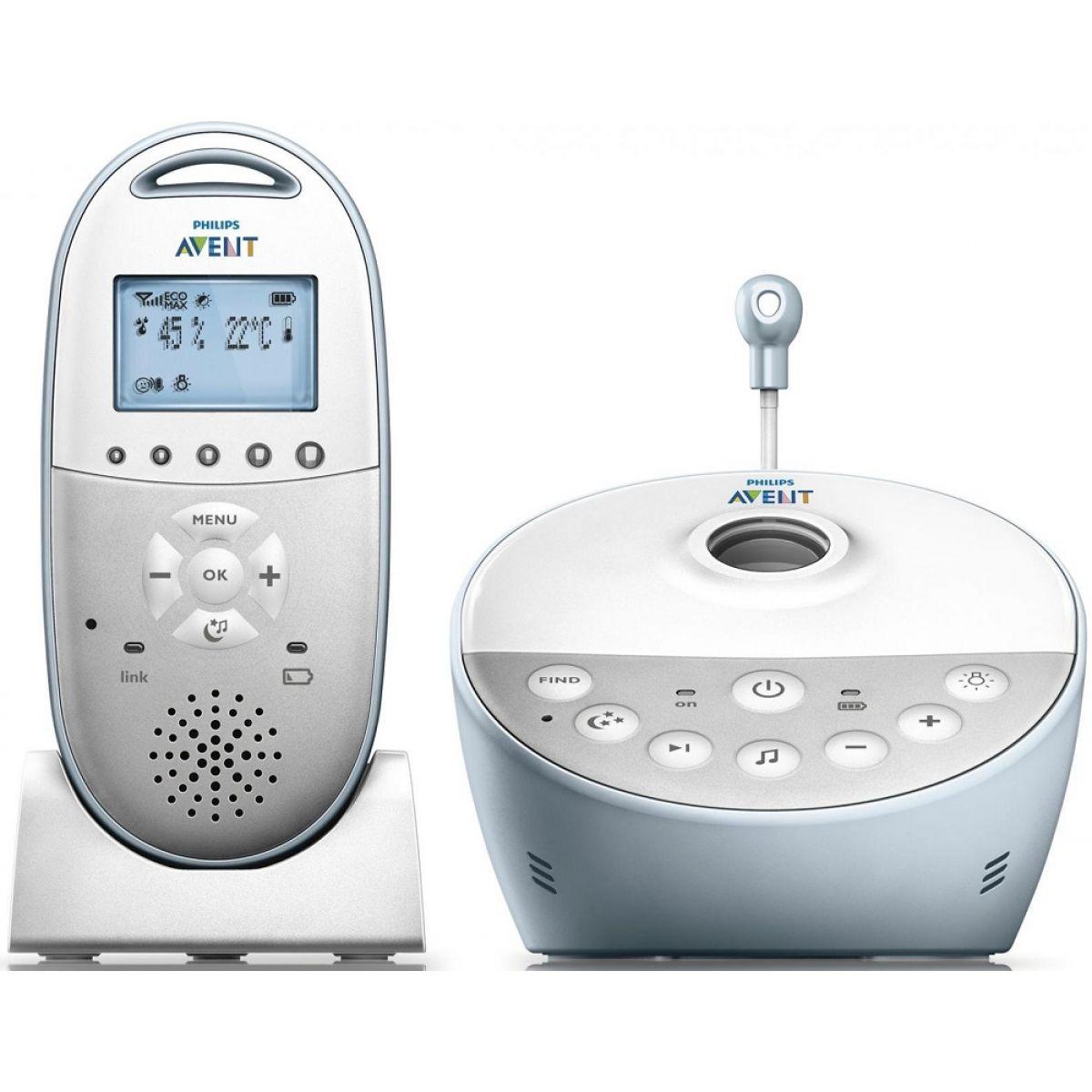 Philips Avent Digitální elektronická chůva 580