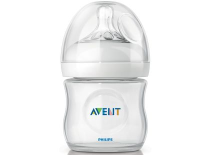 Philips Avent Láhev Natural 125ml transparetní