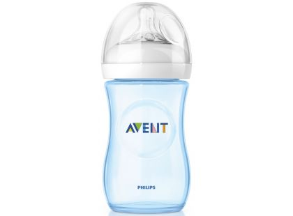 Philips Avent Láhev Natural 260ml modrá