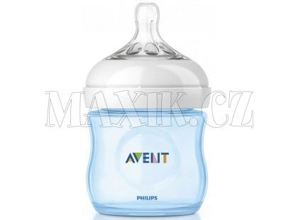 Philips Avent Láhev Natural 125ml modrá