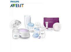Philips Avent odsávačka Natural elektronická + taštička