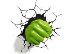 Philips Hulkova pěst 3D světlo na zeď